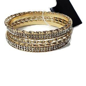 Fashion Jewelry Bracelet Set Bangles 5 Piece